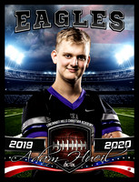 CHCA2020 ATHLETIC BANNERS
